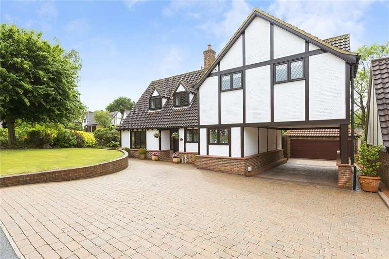 4 Bedrooms Detached House for sale in The Firle, Langdon Hills, Essex, SS16