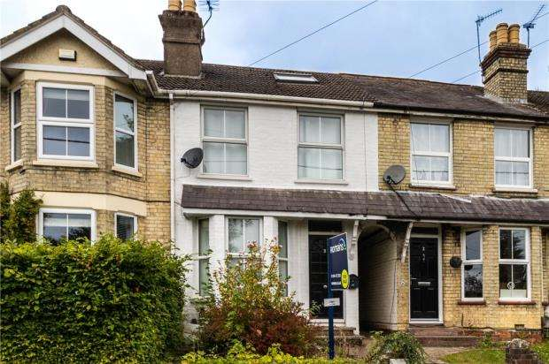 3 Bedrooms Terraced House for sale in Park View Cottages, Pinewood Road, High Wycombe