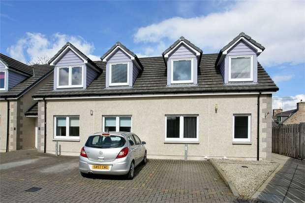 1 Bedroom Flat for sale in George Street, Insch, Aberdeenshire