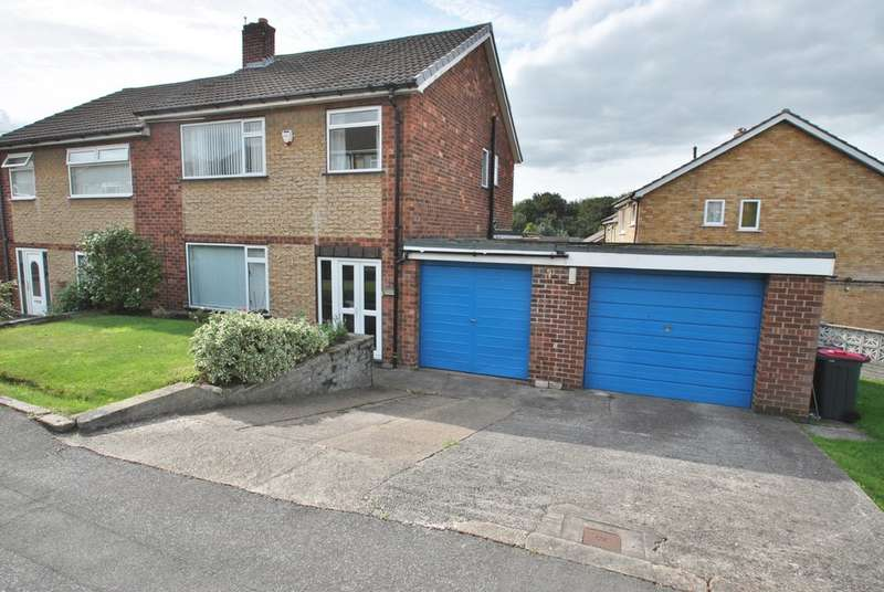 3 Bedrooms Semi Detached House for sale in Cavendish Close, Brecks