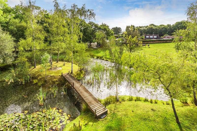 4 Bedrooms Detached House for sale in Lone Oak, Smallfield, Horley, Surrey, RH6