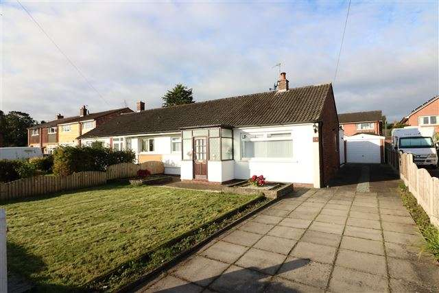 2 Bedrooms Bungalow for sale in Smithy Croft, Houghton, Carlisle, Cumbria, CA3 0NS