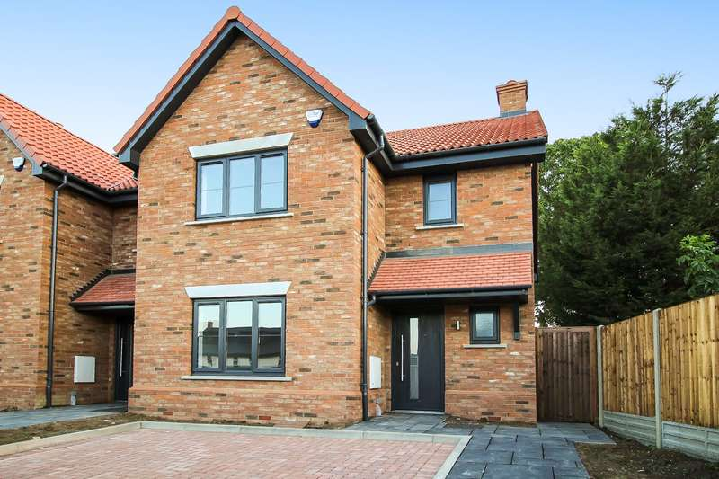 4 Bedrooms Semi Detached House for sale in Plot 6 Bearton Road, Hitchin, SG5