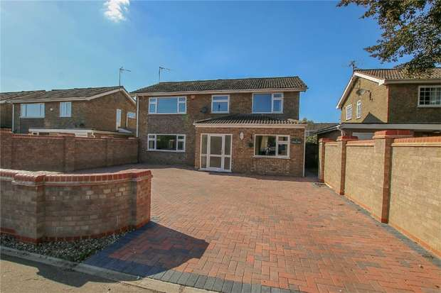 5 Bedrooms Detached House for sale in King's Lynn