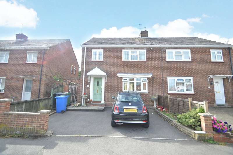 3 Bedrooms Semi Detached House for sale in Whurley Way, Maidenhead, Berkshire, SL6