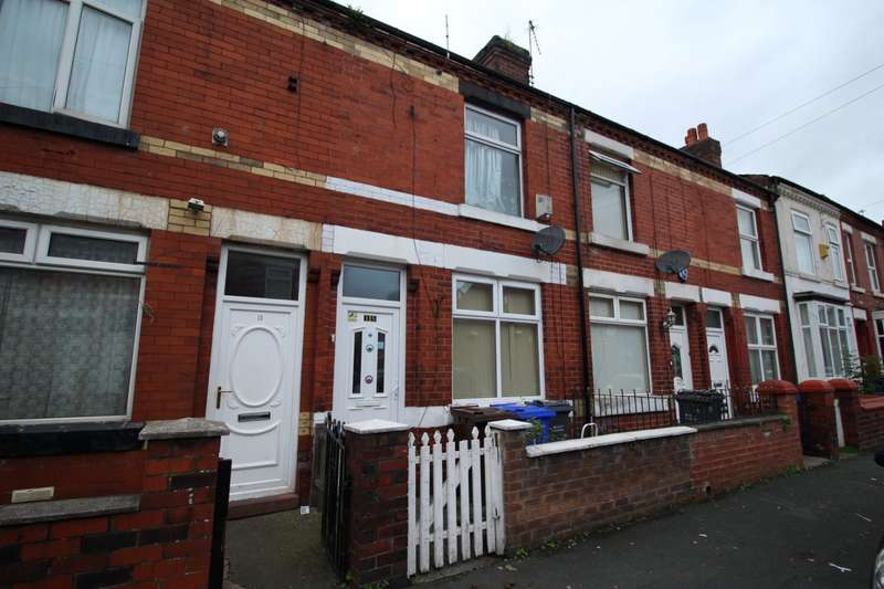 2 Bedrooms House for sale in Longford Street, Abbey Hey, Manchester, M18