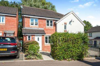 3 Bedrooms Semi Detached House for sale in The Forge, Hempsted, Gloucester, Glos