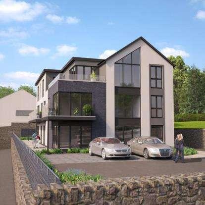 2 Bedrooms Flat for sale in Beau Bridge Development Ltd, Pentraeth Road, Menai Bridge, LL59