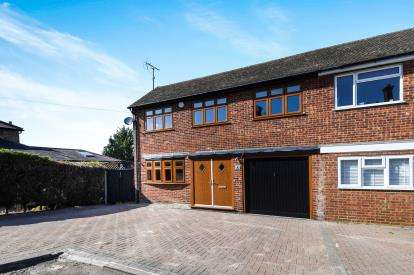 3 Bedrooms Semi Detached House for sale in Gilston, Hertfordshire