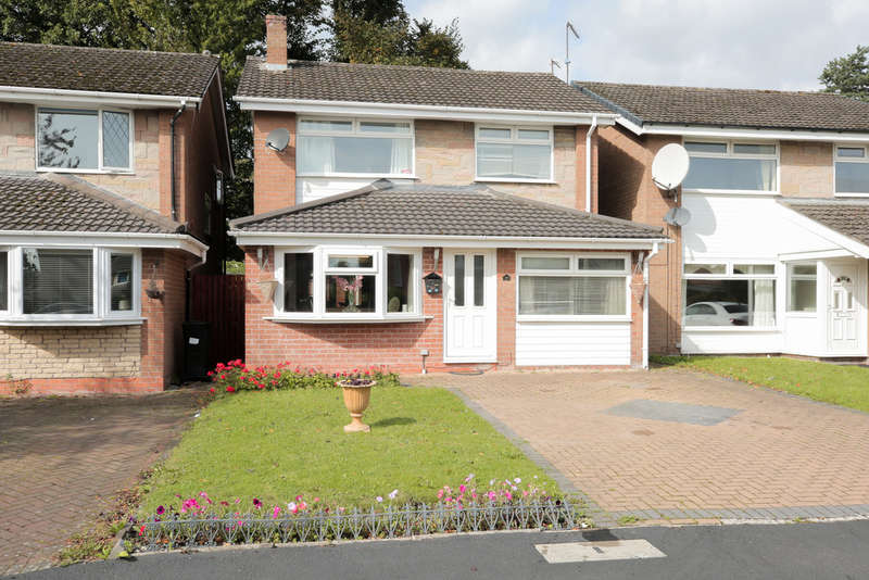 4 Bedrooms Detached House for sale in Boddens Hill Road, Heaton Mersey