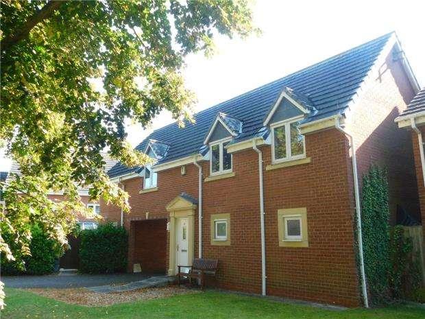 2 Bedrooms Maisonette Flat for sale in Copley Walk, Nantwich, Cheshire