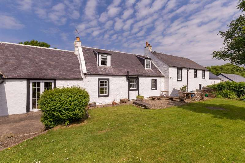 4 Bedrooms Detached House for sale in Willies Mill, By Tarbolton, South Ayrshire, KA5