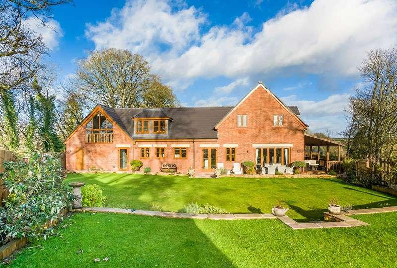 5 Bedrooms Detached House for sale in The Grange, Hook Norton, Oxfordshire