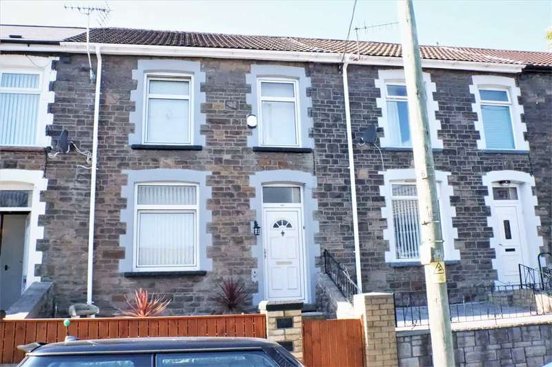 3 Bedrooms Terraced House for sale in Kenry Street, Tonypandy
