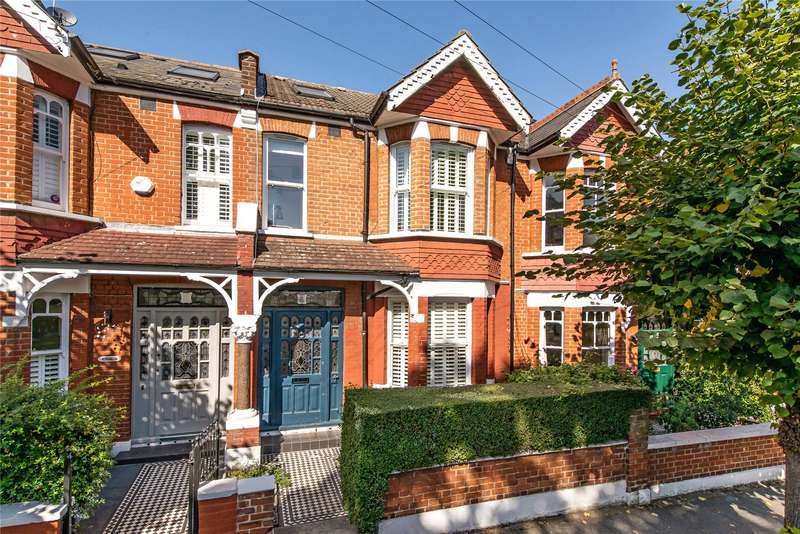 4 Bedrooms Terraced House for sale in Havana Road, Wimbledon Park, London, SW19