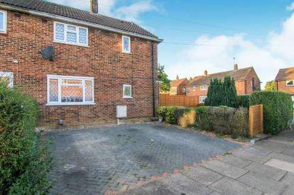 3 Bedrooms Semi Detached House for sale in Mangrove Road, Luton, Bedfordshire