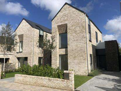4 Bedrooms Detached House for sale in Marchmont Drive, Crosby, Liverpool, Merseyside, L23