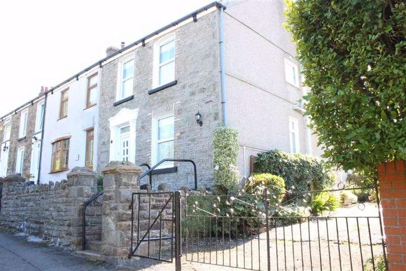 3 Bedrooms End Of Terrace House for sale in Bryn Road, Waunarlwydd