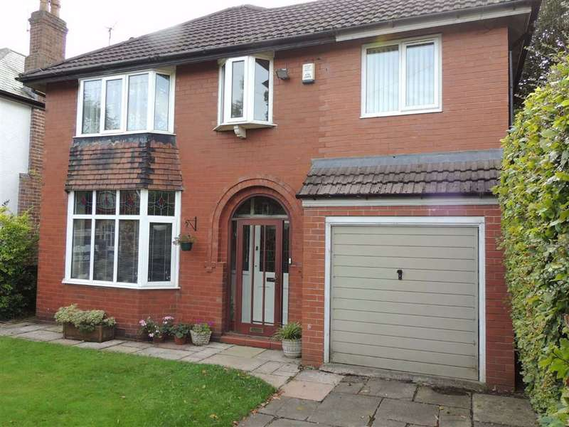 5 Bedrooms Detached House for sale in Kings Road, Hazel Grove, Stockport