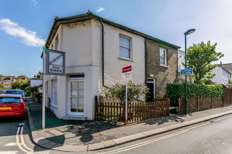 3 Bedrooms End Of Terrace House for sale in Gomer Place, Teddington, TW11