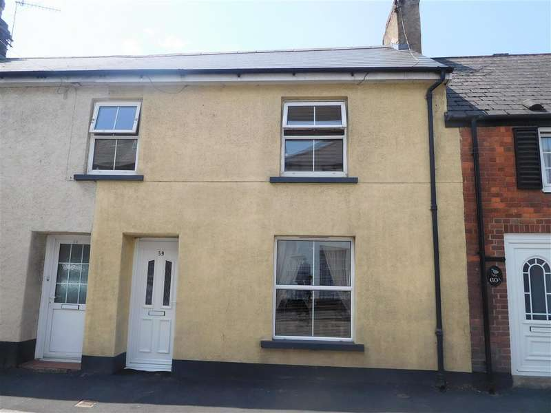 3 Bedrooms Cottage House for sale in High Street, Topsham