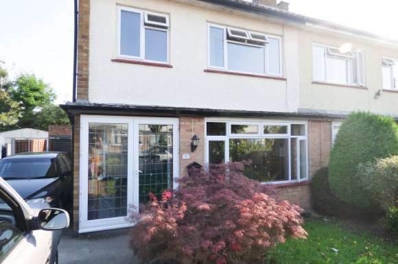 3 Bedrooms Detached House for sale in Bowes Drive, Chipping Ongar,