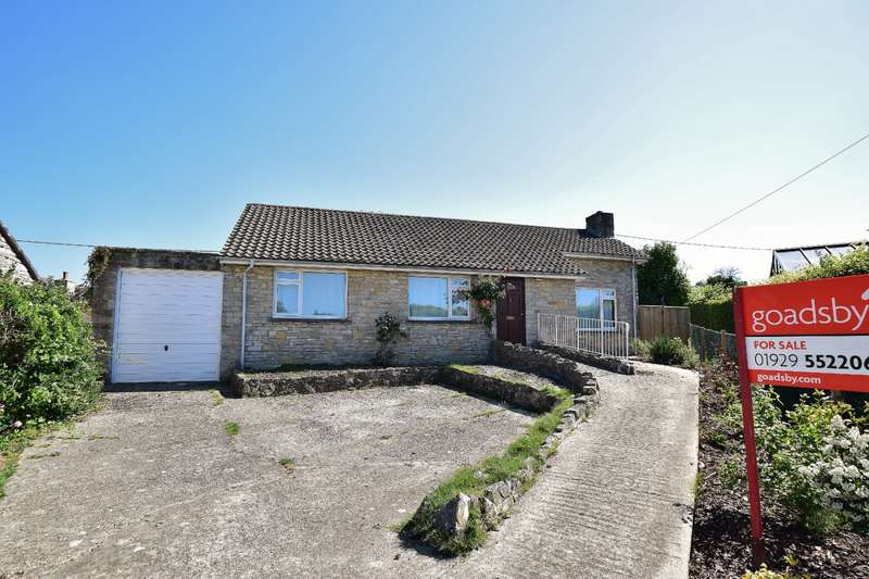 3 Bedrooms Bungalow for sale in Corfe Castle