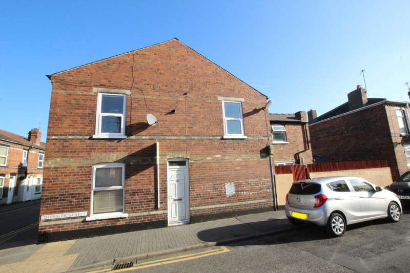 3 Bedrooms End Of Terrace House for sale in Thesiger Street, Lincoln