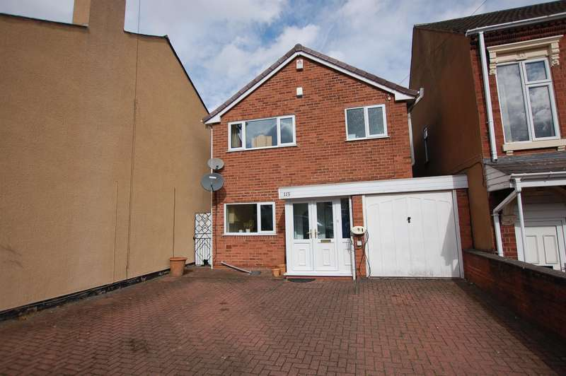 3 Bedrooms Detached House for sale in Furlong Lane, Halesowen, B63 2SN
