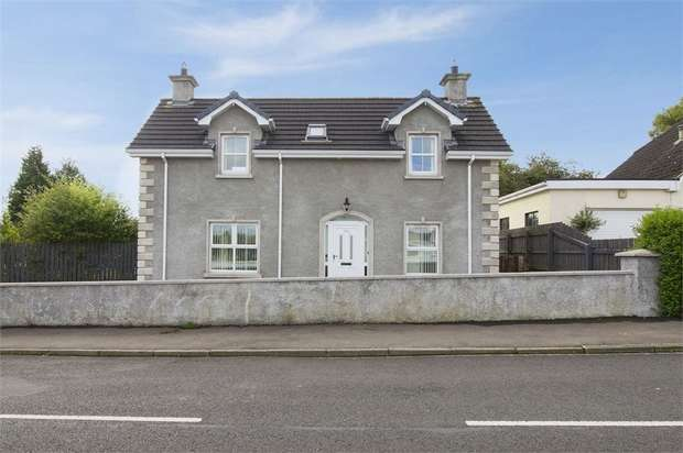 3 Bedrooms Detached House for sale in Deramore Avenue, Ballymena, County Antrim