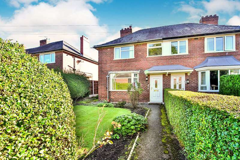 3 Bedrooms Semi Detached House for sale in Longcroft Grove, Manchester, Greater Manchester, M23