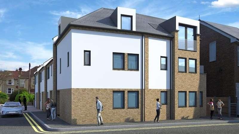 1 Bedroom Flat for sale in Buckler Street, Portslade, BN41 1BB