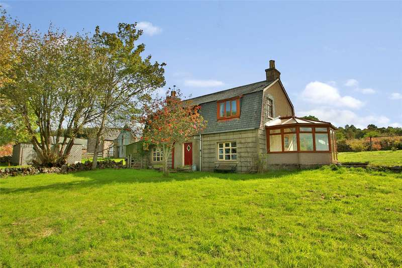 3 Bedrooms Farm Commercial for sale in Affrusk Cottage, Banchory, Aberdeenshire, AB31