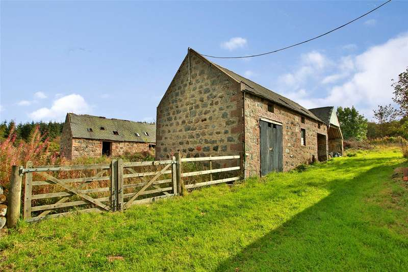 Farm Commercial for sale in Affrusk Steading, Banchory, Aberdeenshire, AB31