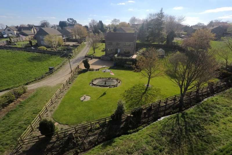 4 Bedrooms Detached House for sale in Tan Pit Lane, Clayton, Doncaster, DN5