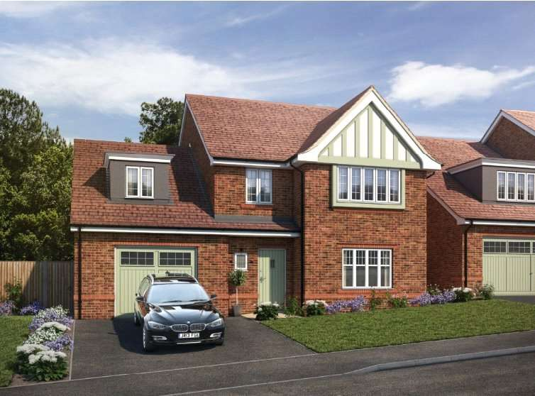 4 Bedrooms Detached House for sale in Moss Lea, Bolton, Greater Manchester, BL1
