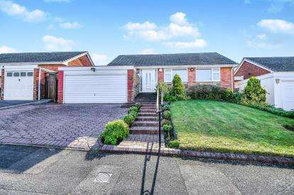 3 Bedrooms Bungalow for sale in St. Austell Road, Park Hall, Walsall