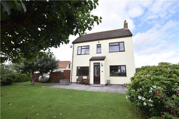 4 Bedrooms Detached House for sale in Webbs Heath, Siston, BS30 5LZ