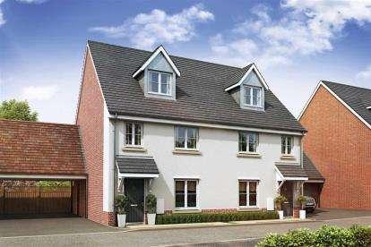 4 Bedrooms Semi Detached House for sale in Milton Keynes, Buckinghamshire