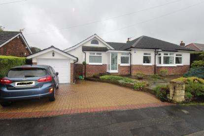 2 Bedrooms Bungalow for sale in Falls Grove, Heald Green, Cheadle, Greater Manchester