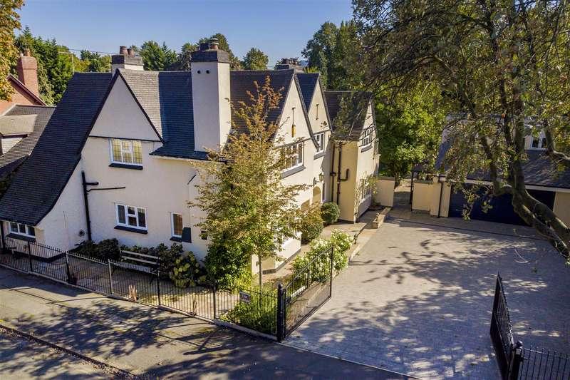 4 Bedrooms Detached House for sale in Wemyss Gardens, Nottingham