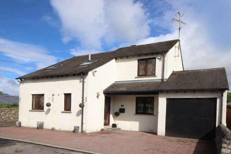 4 Bedrooms Detached House for sale in Harmony Hill, Milnthorpe, Cumbria, LA7