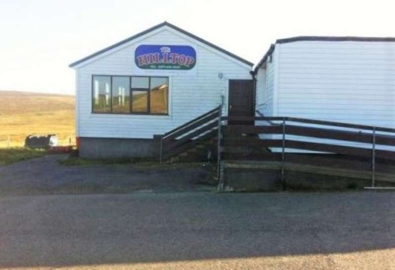 Commercial Property for sale in Former Hilltop Bar, Mid Yell, Shetland