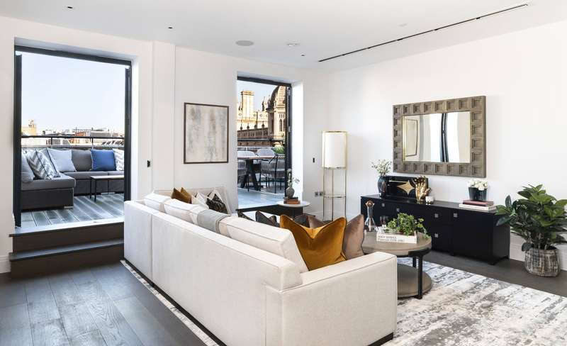 2 Bedrooms House for sale in Chancery Lane, London, WC2A