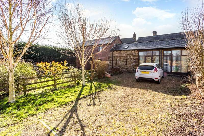 3 Bedrooms Semi Detached House for sale in Mannings Yard, Eydon, Daventry, Northamptonshire, NN11
