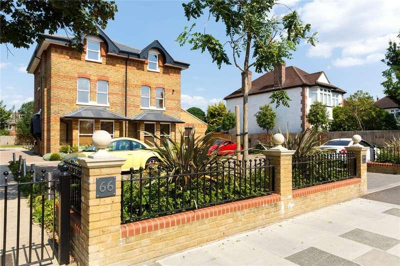 10 Bedrooms Detached House for sale in Stanley Road, Teddington, TW11