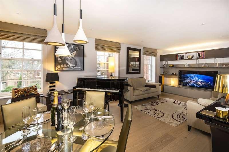 2 Bedrooms Flat for sale in Ashlar Court, Ravenscourt Gardens, London, W6
