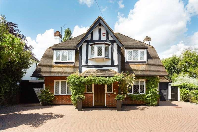 4 Bedrooms Detached House for sale in Fir Tree Road, Epsom, Surrey, KT17