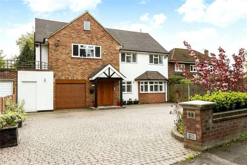 6 Bedrooms Detached House for sale in Shenley Hill, Radlett, Hertfordshire, WD7
