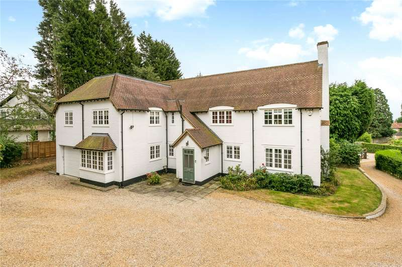 5 Bedrooms Detached House for sale in Broom Hill, Stoke Poges, Buckinghamshire, SL2